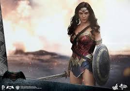 女超人造型